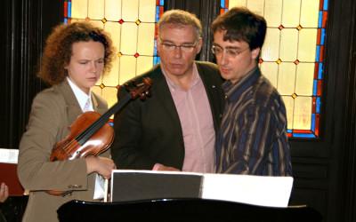 Sonetos y canciones con Sergi Mateu