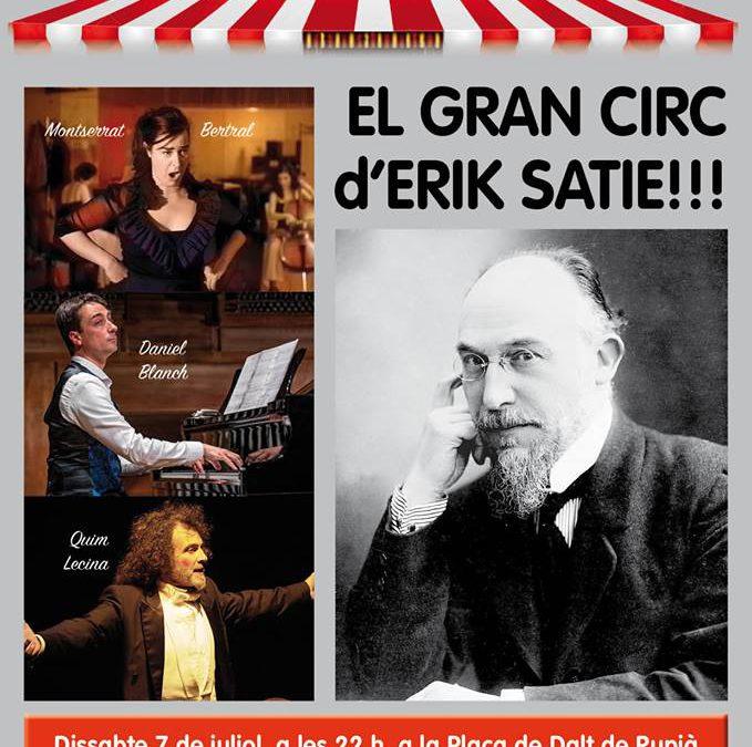 El gran Circo de Erik Satie